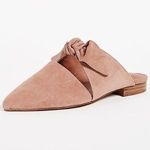 New Jeffrey Campbell Charlin Point Toe Mules Size6